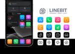 Linebit - iOS 14 Icons