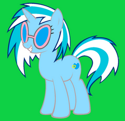 Mlp Winter Glasses On-pre