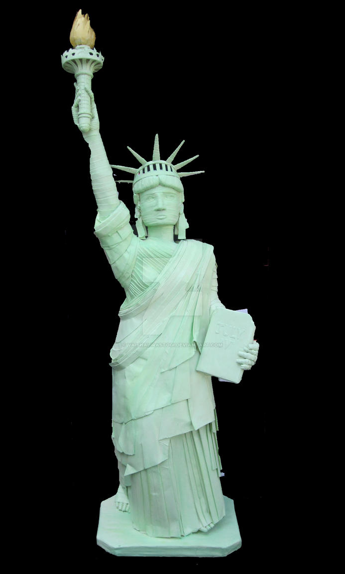 Statue Of Liberty by VaishaliRastogi