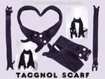 Tacgnol Scarf Fleece Plush