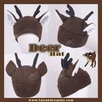 Little Brown Deer Hat