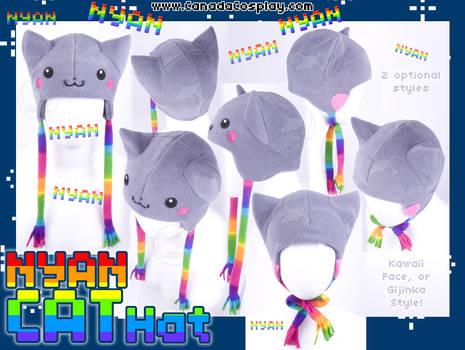 Nyan Cat Hat