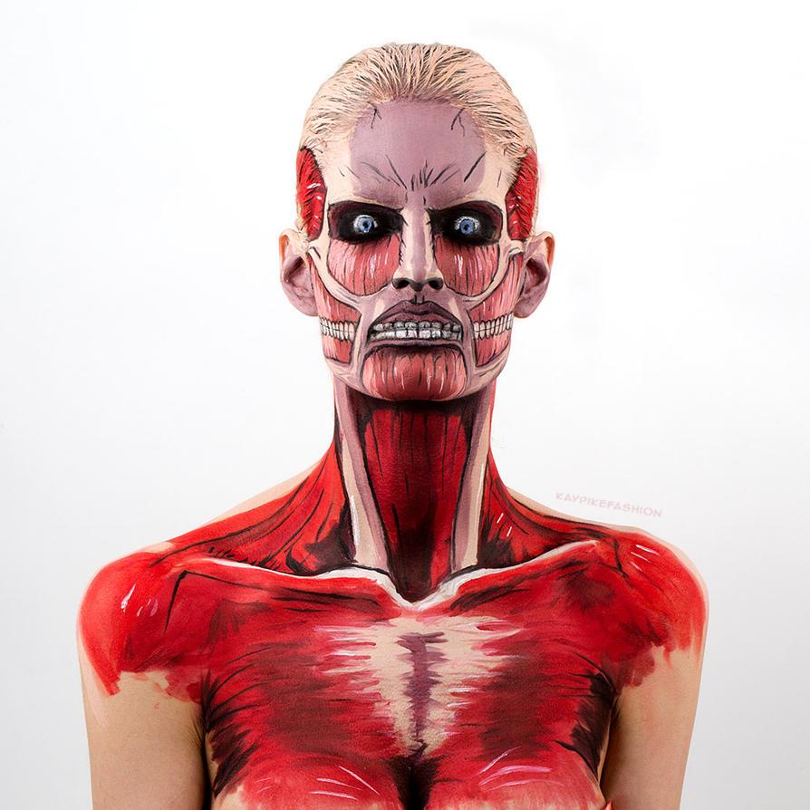 Body Paint Face Ideas