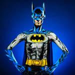 Batman Bodypaint