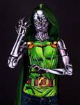 Doctor Doom Bodypaint