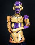 Golden Frieza Bodypaint