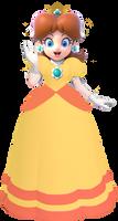 New Super Luigi 3D Land: Princess Daisy by CaitlinTheStarGirl