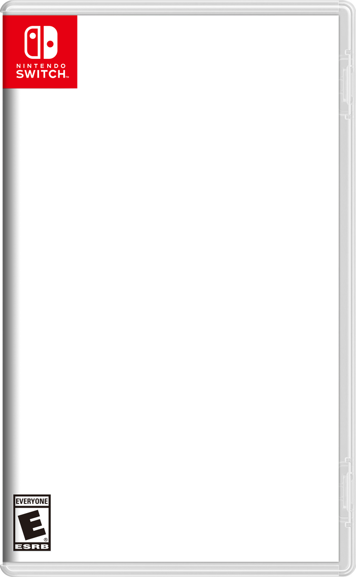 Official Nintendo Switch Template (I believe...) by CaitlinTheStarGirl