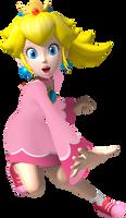 The Pink Mage, AKA Princess Peach by CaitlinTheStarGirl
