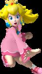The Pink Mage, AKA Princess Peach