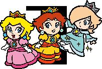 Three Small Princesses by CaitlinTheStarGirl
