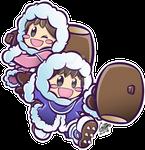 .:Popo and Nana - Puyo Puyo 20th-styled:.