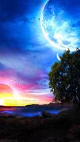 Fantasy Landscape - Photoshop Art