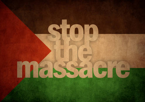 stop the massacre