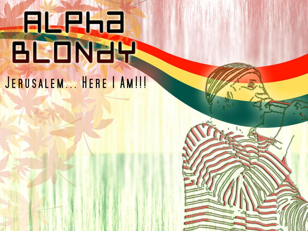 Alpha Blondy by ~so-bluk on