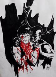 Hannibal by cucksillustration
