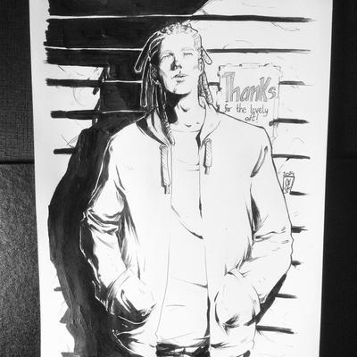 Thomas Lennon by cucksillustration