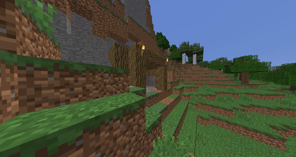 minecraft mining base alpha by redeyeswolfman