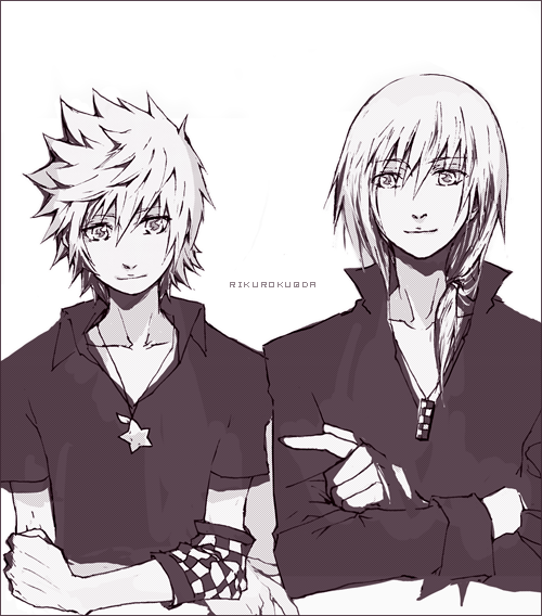 rikuroku postcard by illbewaiting