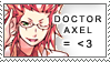 Doctor Axel Stamp by illbewaiting