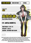 [BNHA OC] Kazama Reika