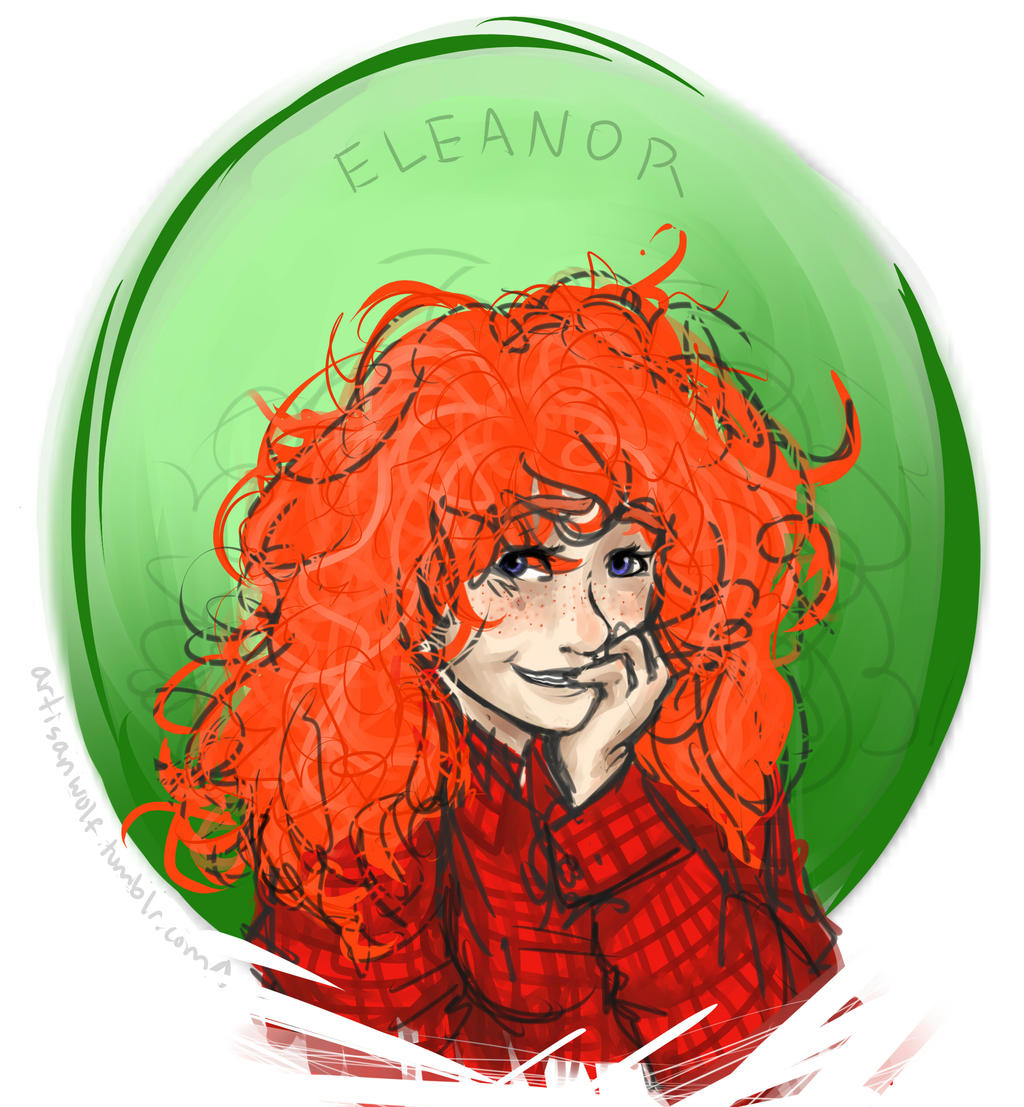 Eleanor by LollypopWolf
