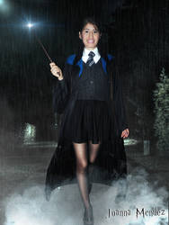 Harry Potter - Cho Chang Cosplay by thejoannamendez