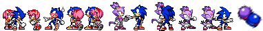 Sonic Pairings Request by Toad900