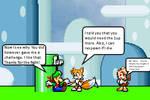 Luigi vs Tails Death Battle Aftermath