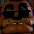 Unamused Freddy Emoticon