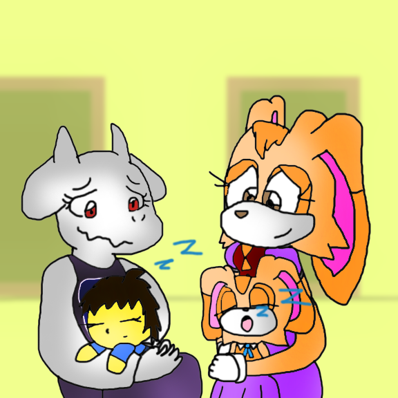 Caring Mothers by Toad900