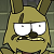 Unamused Springtrap Emoticon