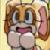 Panicking Cream Emoticon