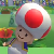 Embarassed Toad Emoticon