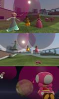 Bubblegum Bubbles Everywhere