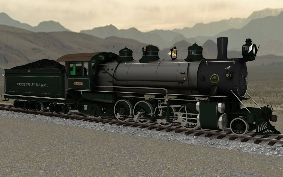 Nevada Fast Freight by trainboi on DeviantArt