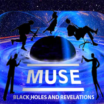 muse black holes and revelations cover art - photo #21