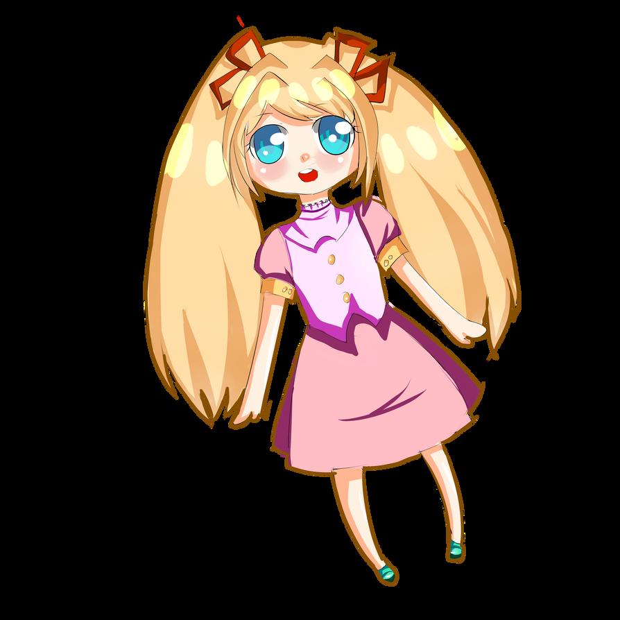 Chibi chibi-chan!! by Lola-chan-os