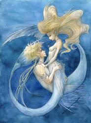 Mermaids by AironMag
