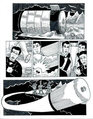 Le Voyage Dans La Lune Page 8