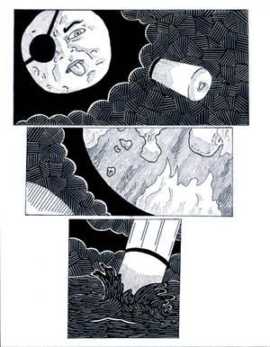 Le Voyage Dans La Lune Page 9
