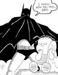 Batman and Linus