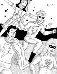 Shazam and the Atomics