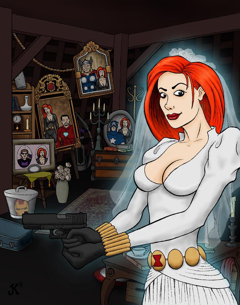 The Black Widow Bride by JMKohrs