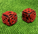 Oogie Boogie Dice (Revisited)