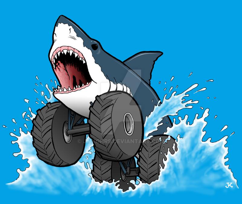 Moto Shark by JMKohrs