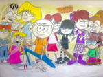 The loud house: family everyday on nick!