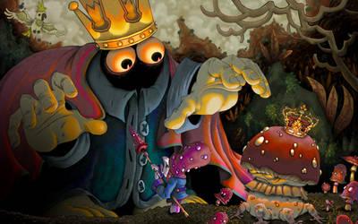 Kingslayer by Pseudogiant