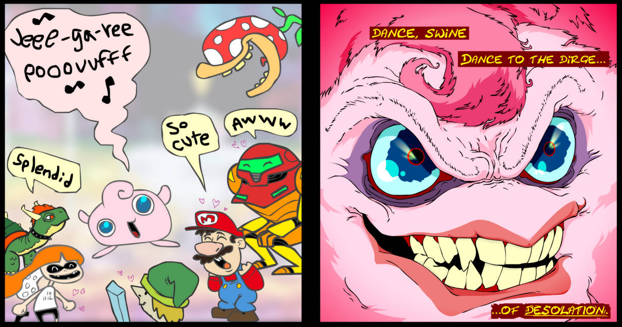 Jigglypuff's True Nature by Pseudogiant