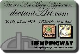 devID - Hempingway v2-reloaded